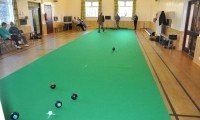 Main Hall indoor bowls